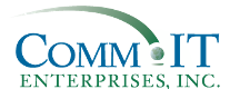 Logo, CommIT Enterprises Inc. - Business Services